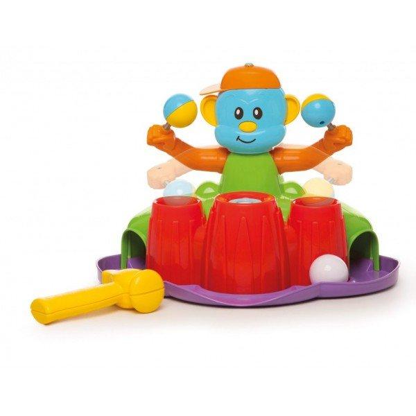 Brinquedo Didático Bate Bate - TaTeTi 867