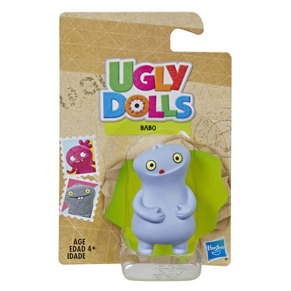 Brinquedo Mini Figura Ugly Dolls Babo E5688/E5655 - Hasbro