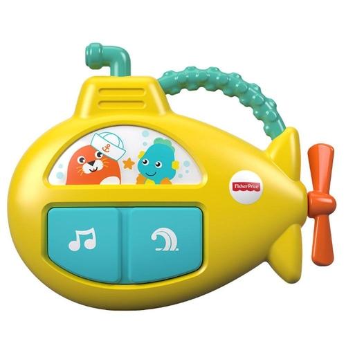 Brinquedo Musical Submarino Amarelo - Fisher-Price FXC02