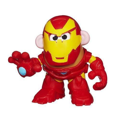 Cabeça De Batata Iron Man Marvel A8085/A7283  Hasbro
