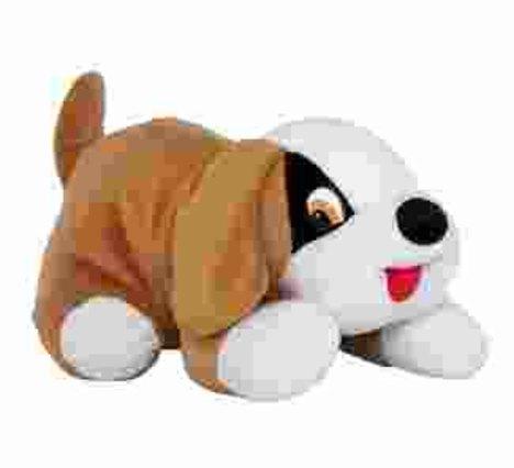 Cachorro Toty Caramelo - Toys Pelucias 2001