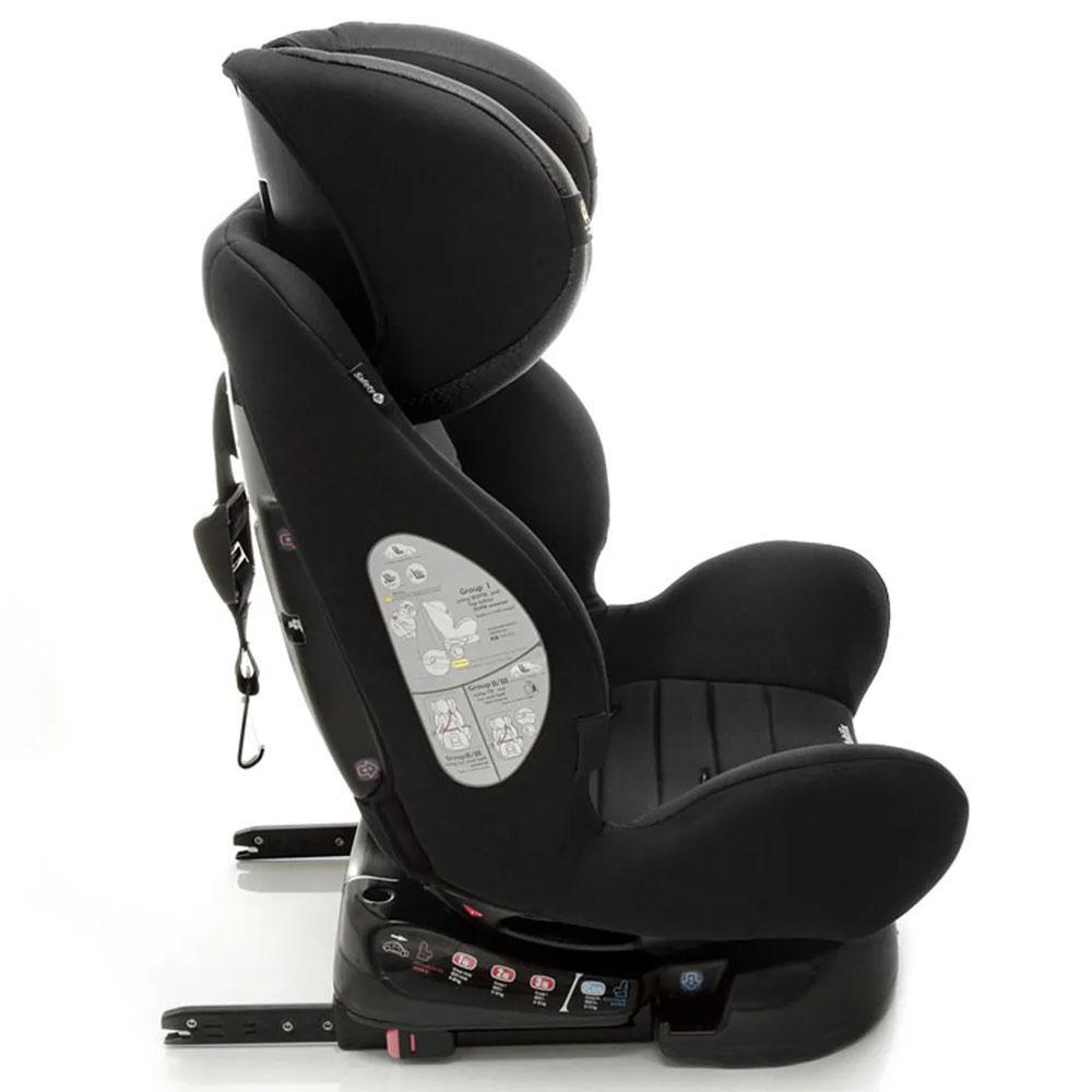 Cadeira Auto Multifix Black Urban 0-36kg - Safety IMP01500