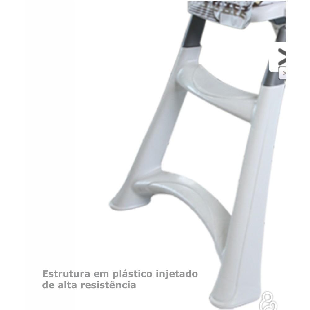 Cadeira De Alimentação Alta Premium Aviador - Galzerano 5070AV