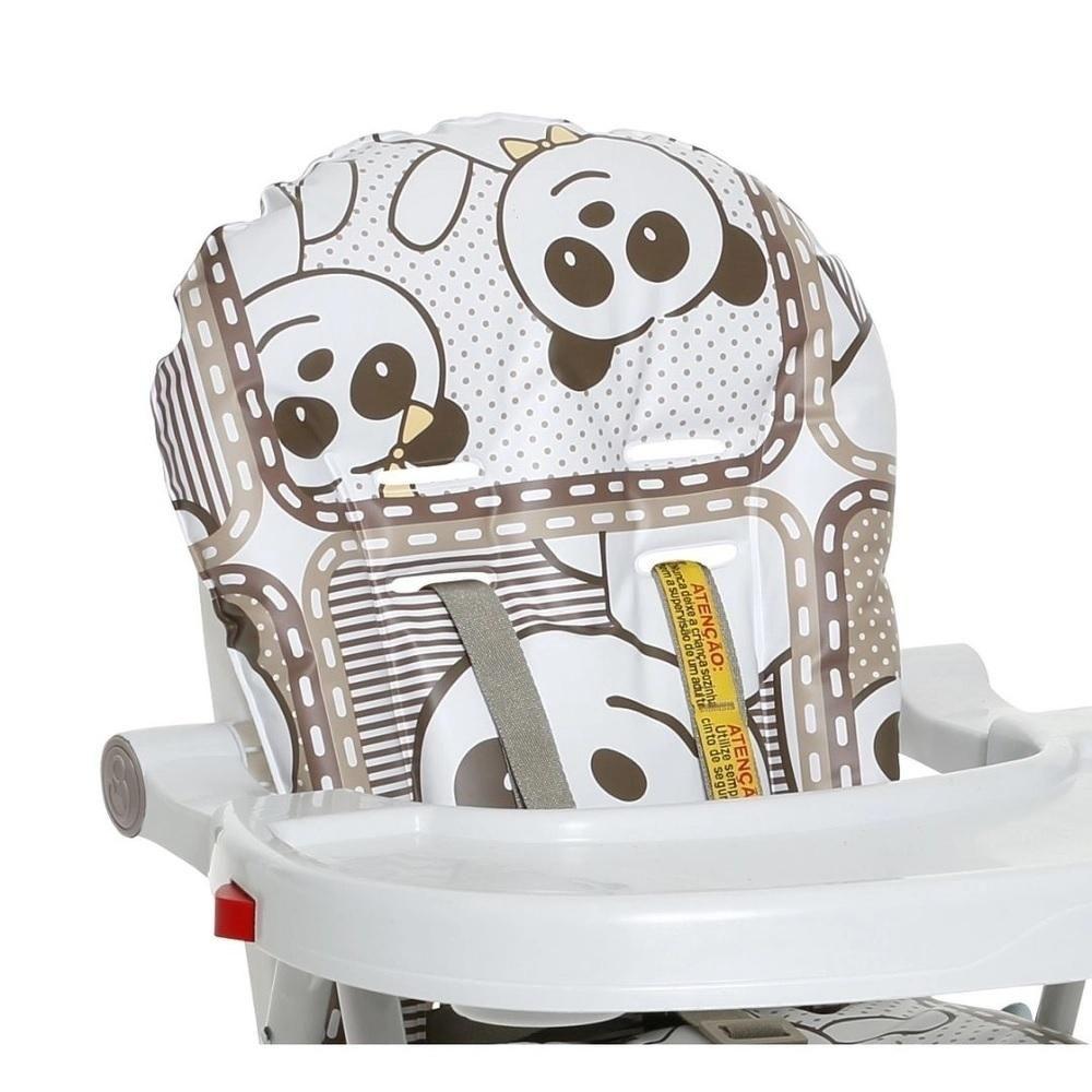 Cadeira de Alimentação Panda Baby Premium - Galzerano 5070PA