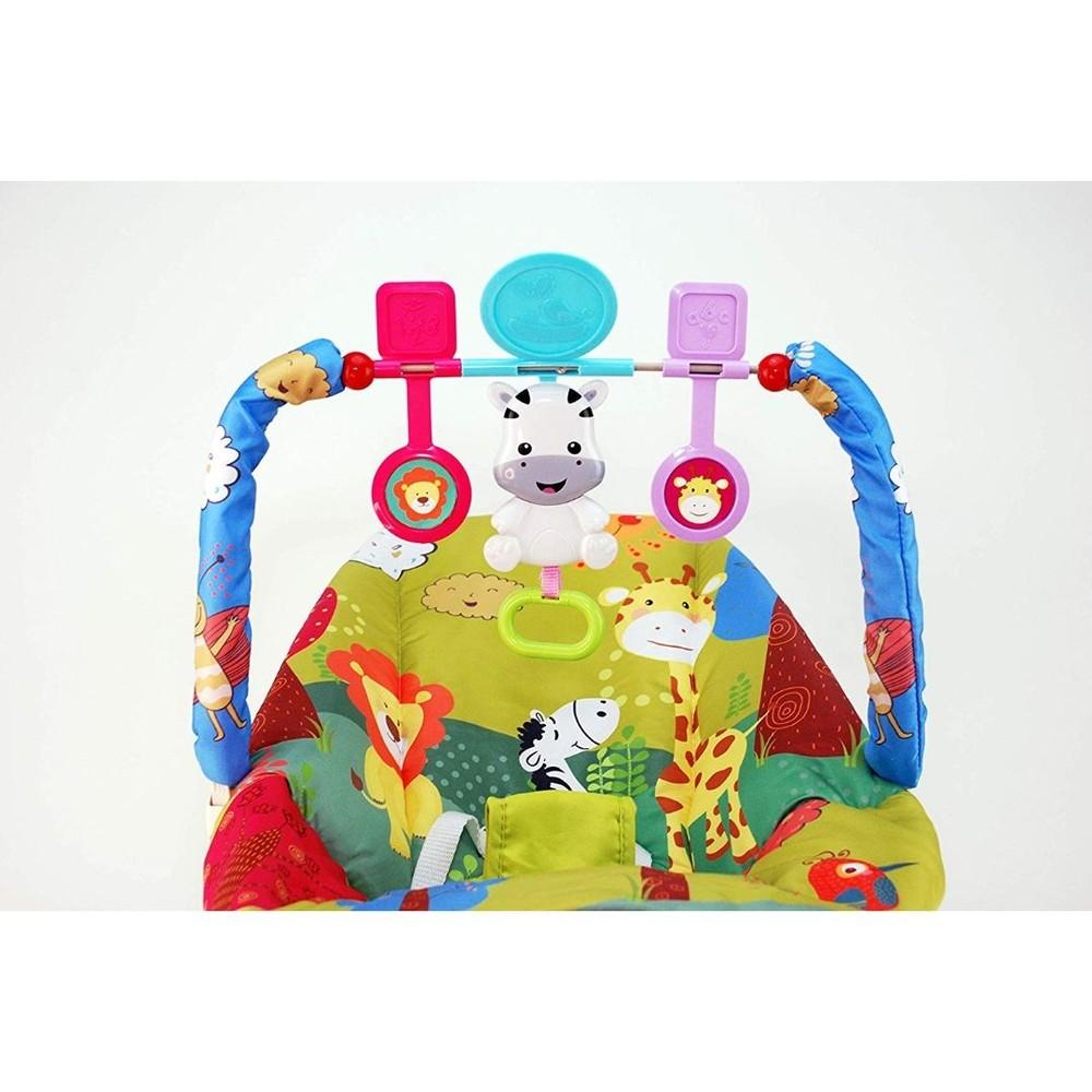 Cadeira De Balanço Do Bebê Feliz 20109 YesToys