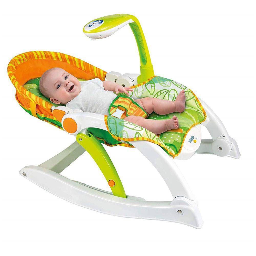 Cadeira De Balanço Infantil Cresce Comigo 0858 WinFun