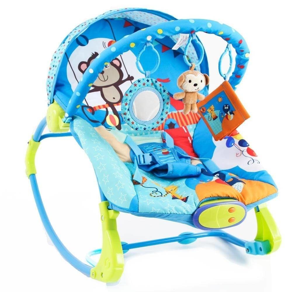 Cadeira de Descanso 20Kg Circo Divertido - Dican 3657