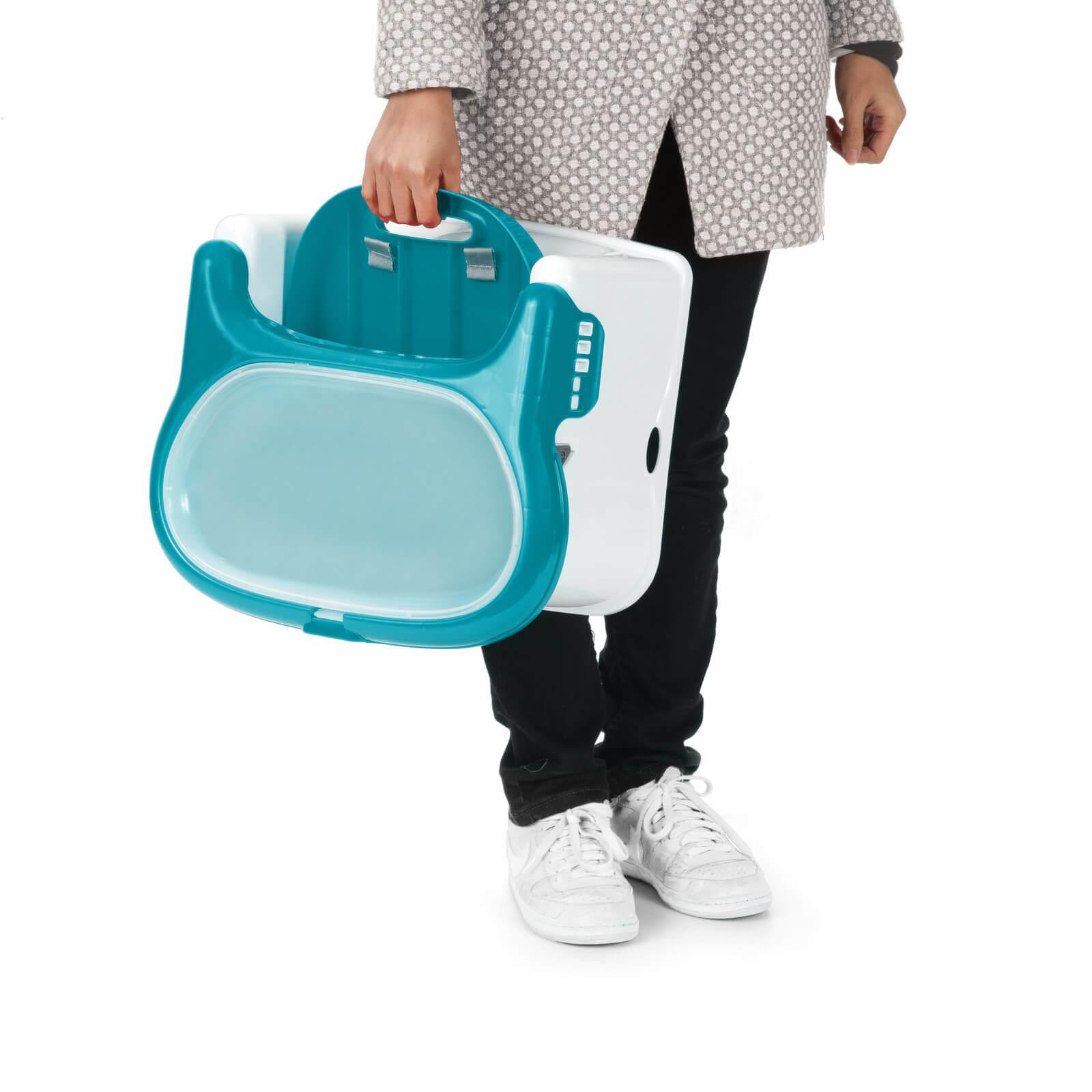 Cadeira de Refeição Mila Azul - Infanti IMP91111