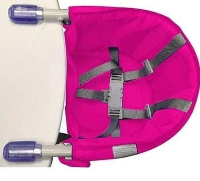 Cadeira De Refeição Sapeca Kids Lisa Rosa