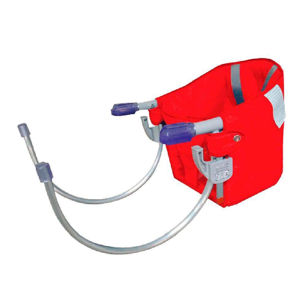 Cadeira De Refeiçao Sapeca Kids Lisa Vermelha