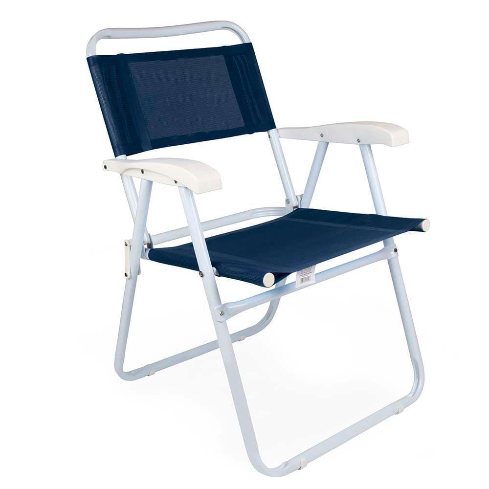 Cadeira Master Aço Fashion Azmarinh - Mor 2029