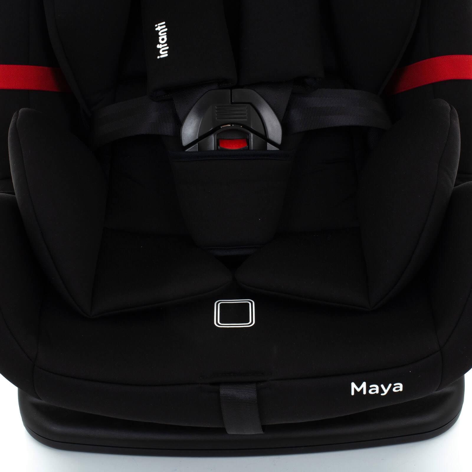 Cadeirinha Maya Black Storm - Infanti IMP01434