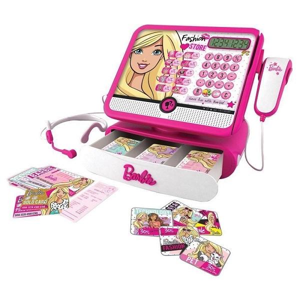 Caixa Registradora da Barbie Luxo - Fun F00247