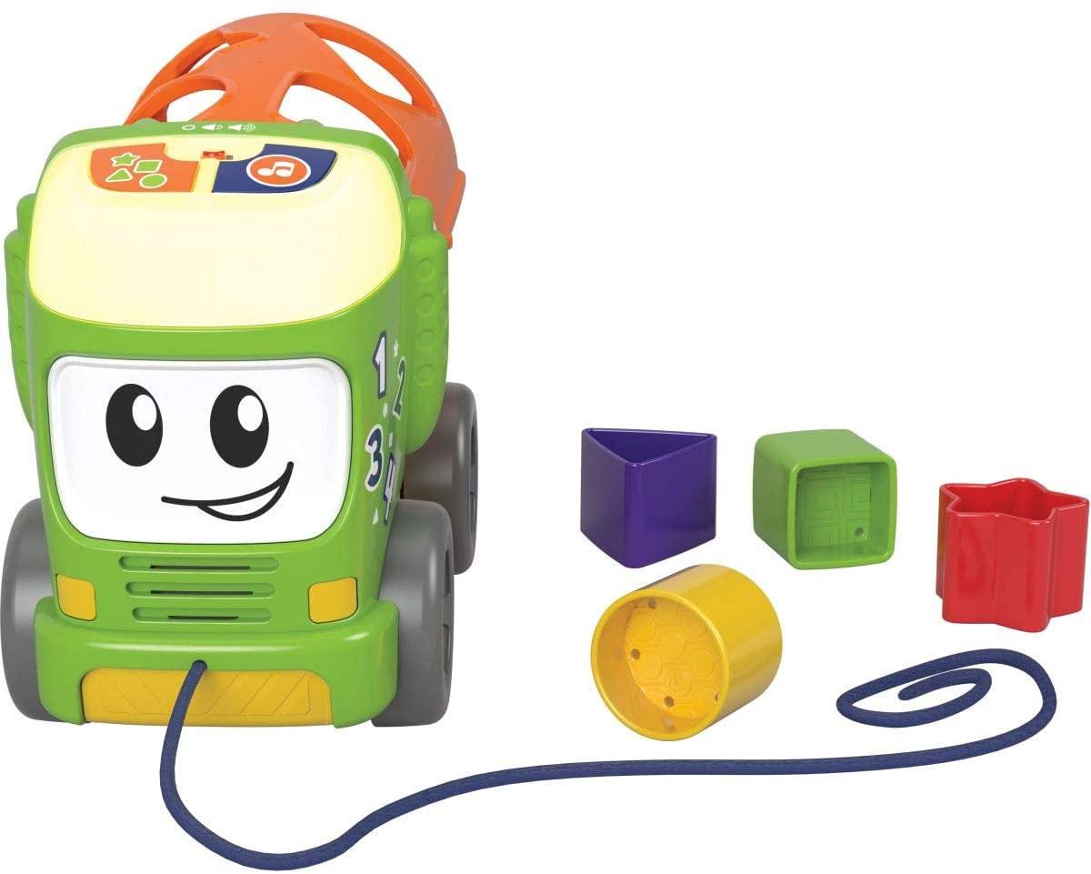 Caminhão de Atividades Educativo - Fisher-Price GFJ45
