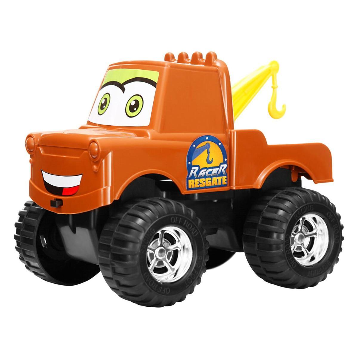 Caminhão Racer Resgate Mk222 - Dismat