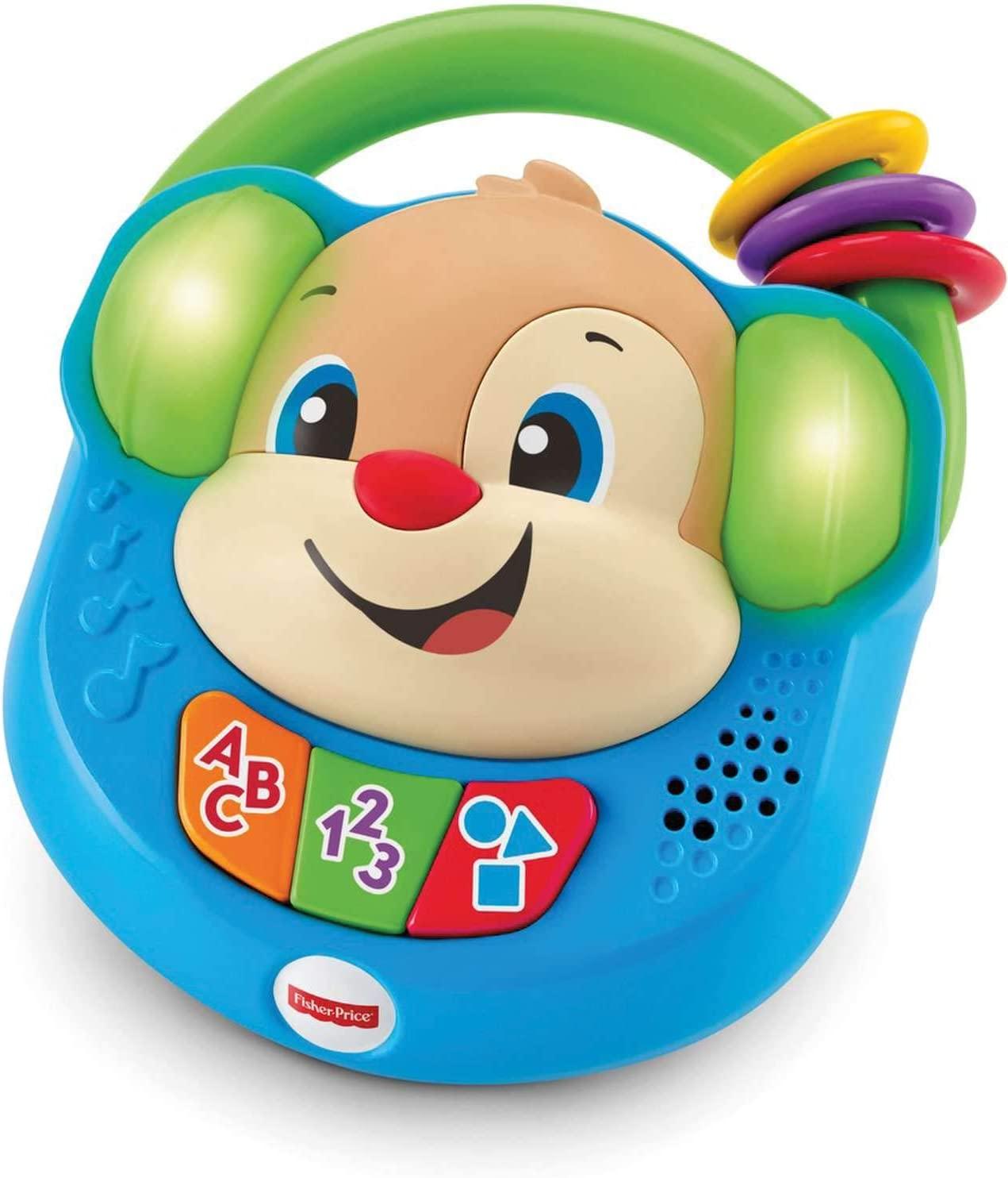 Cante e Aprenda Player Musical Fisher Price - Mattel FPV02