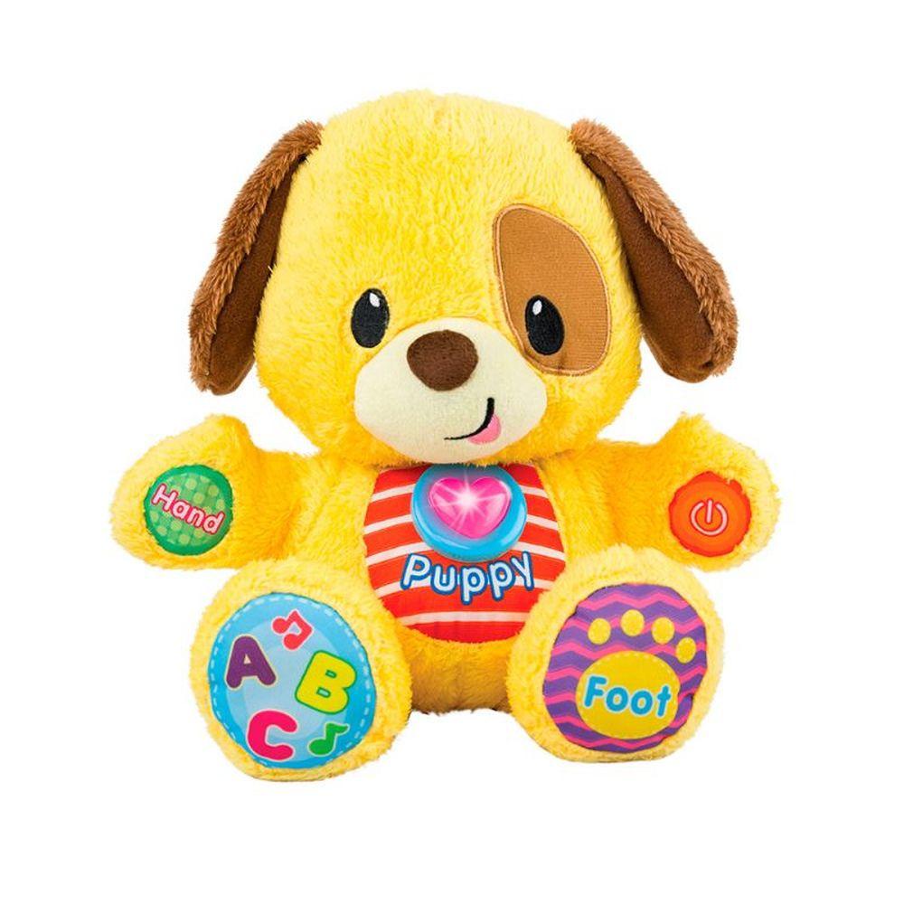 Cãozinho Aprende Comigo Com Sons e Luzes 0669 - WinFun