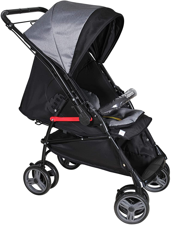 Carrinho de Bebê Maranello II Preto - Galzerano 1381PRC