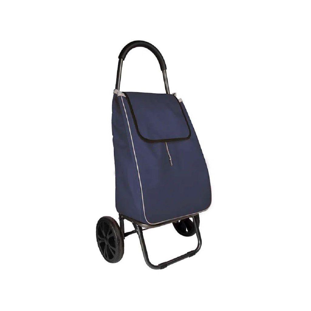 Carrinho de Compras To Go Plus Azul - Mor 2465