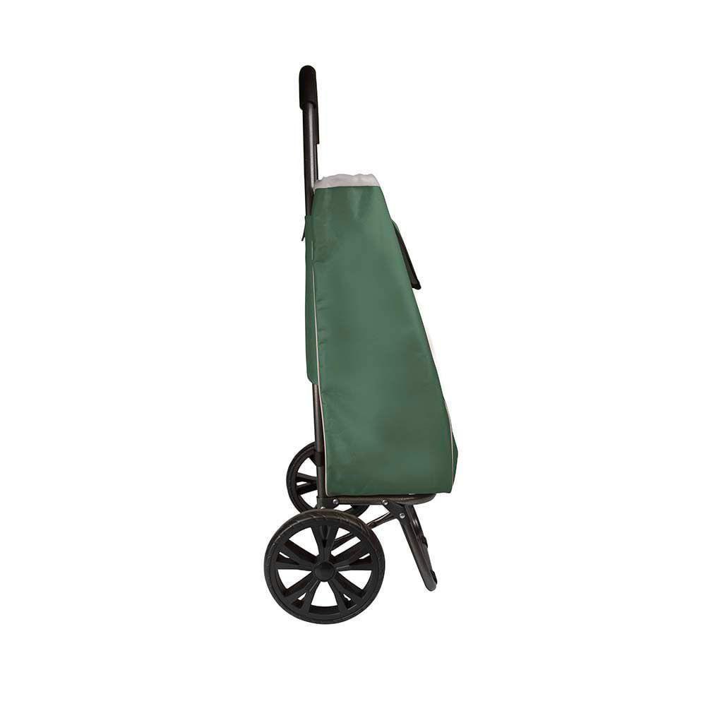 Carrinho de Compras To Go Plus Verde - Mor 2465