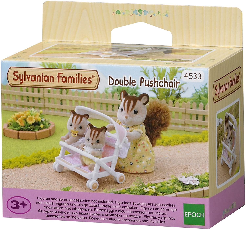 Carrinho Duplo Sylvanian Families - Epoch 4533
