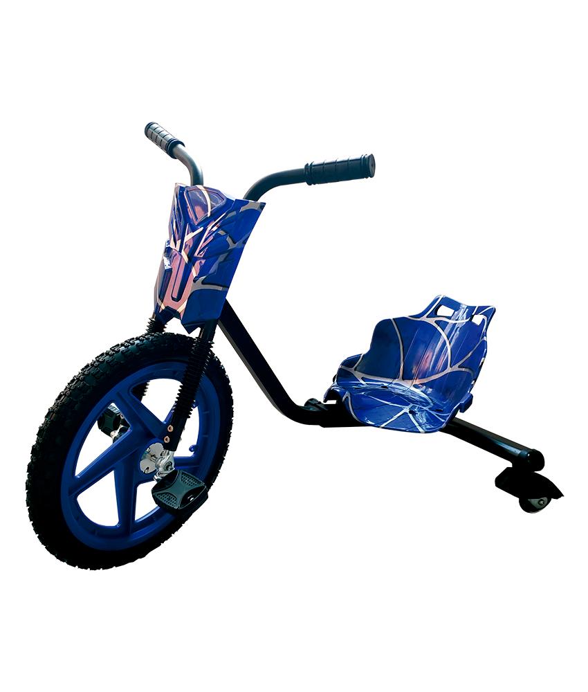 Carrinho Gira Gira Bike Azul - Fenix GBK-718