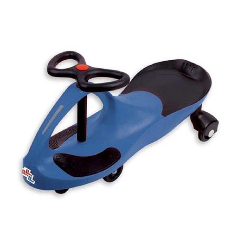 Carrinho Gira Gira Car Azul Suporta até 100 Kg - Fenix GXT 405AZ