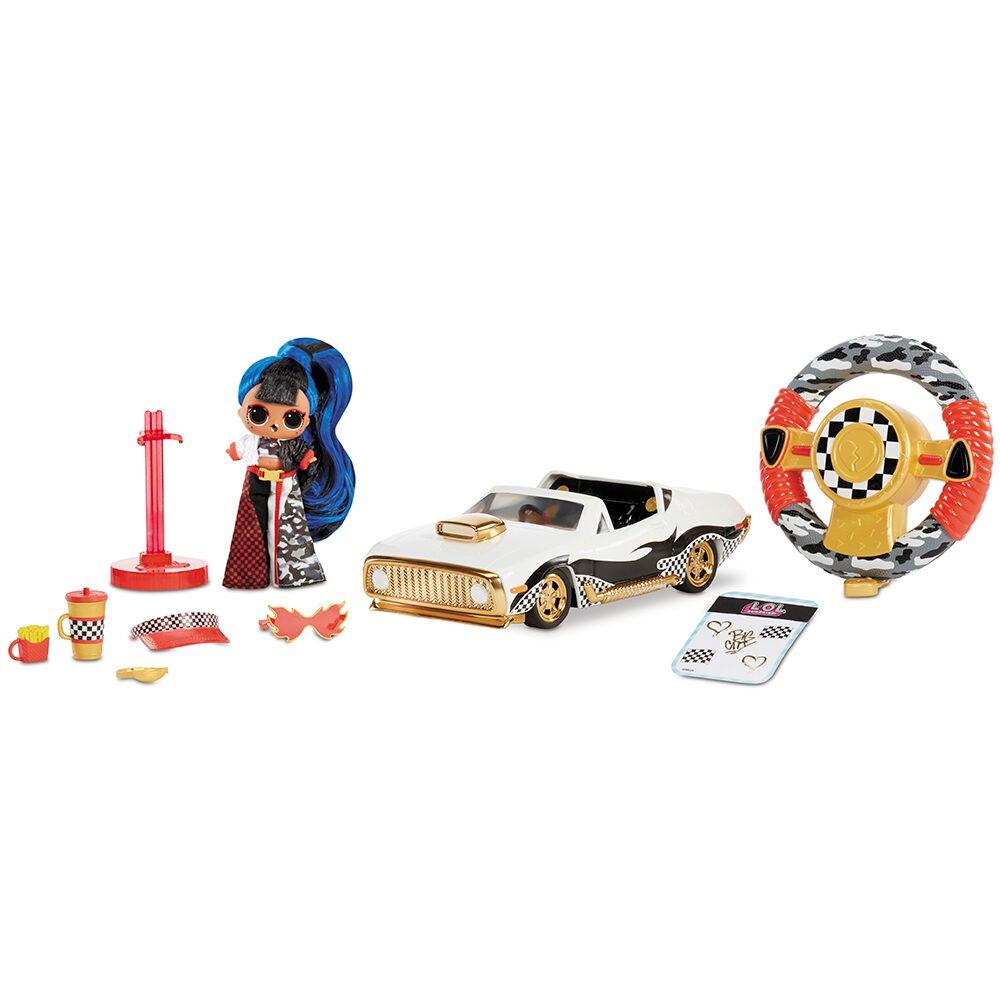 Carro de Controle Remoto LOL Surprise RC Wheels Candide 8952