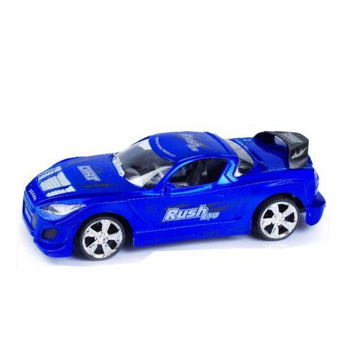 Carro De Controle Remoto Megacarros Azul 2205 - Polibrinq