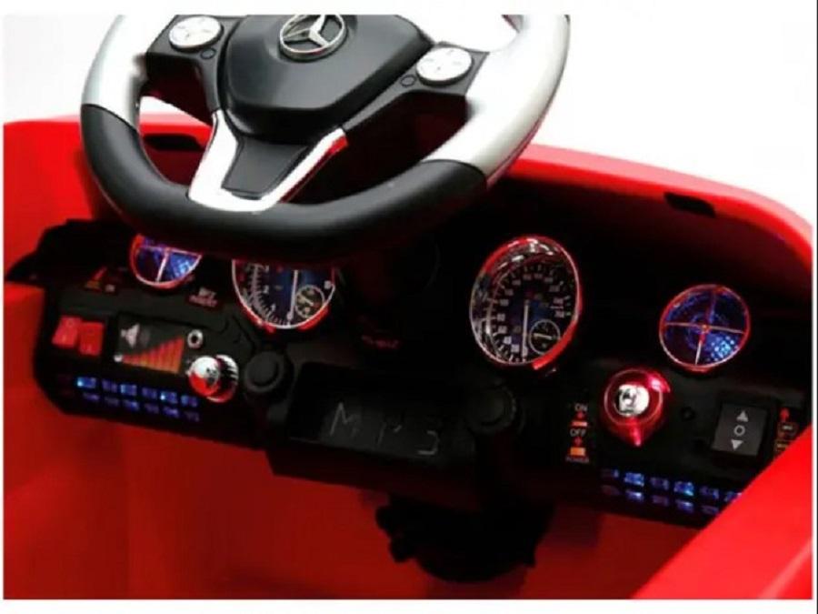 Carro Elétrico Mercedes Benz 6V Vermelho - Xalingo 07021