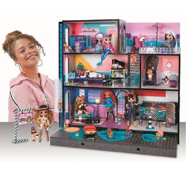 Casa da LOL  Surprise OMG House - Candide - 8968