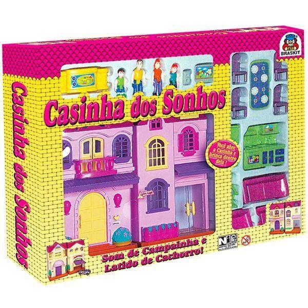 Casinha Dos Sonhos Suite 680b Braskit