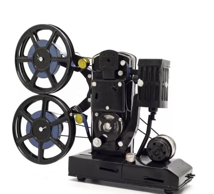 Cinematógrafo I De Metal - Lunne 23194