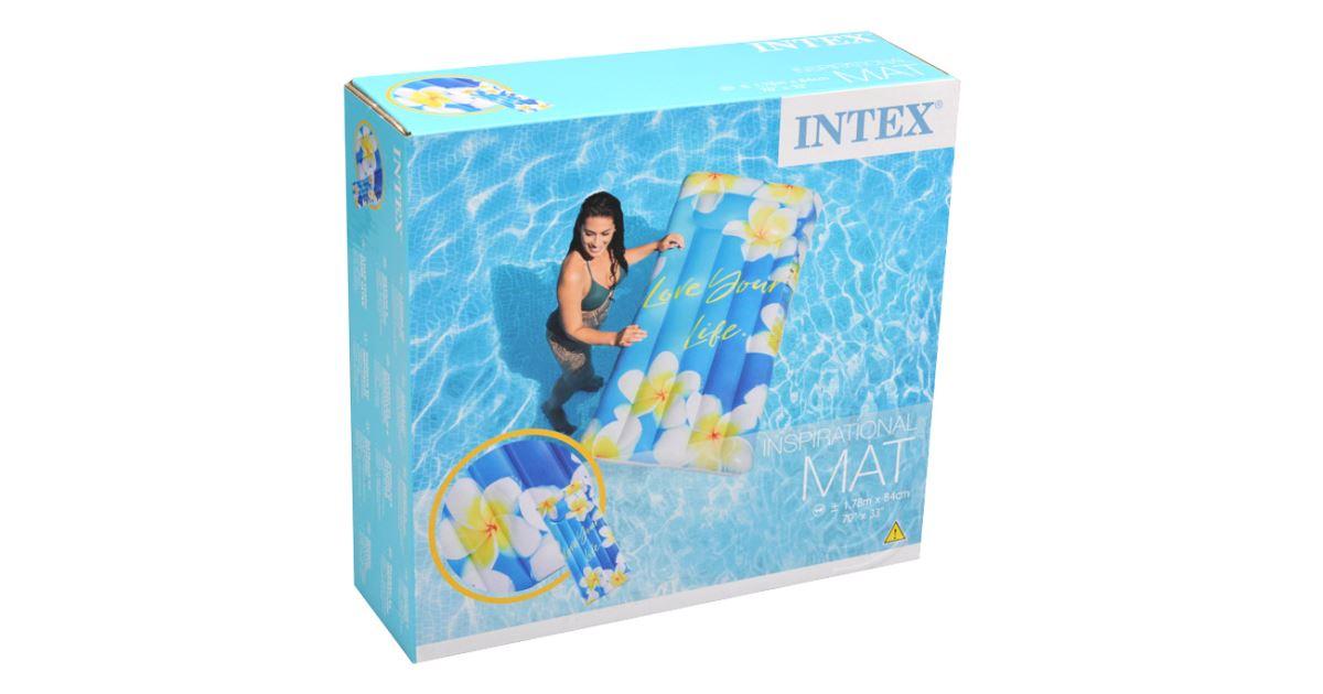 Colchao inflavel para piscina Inspiracao - Intex 58772