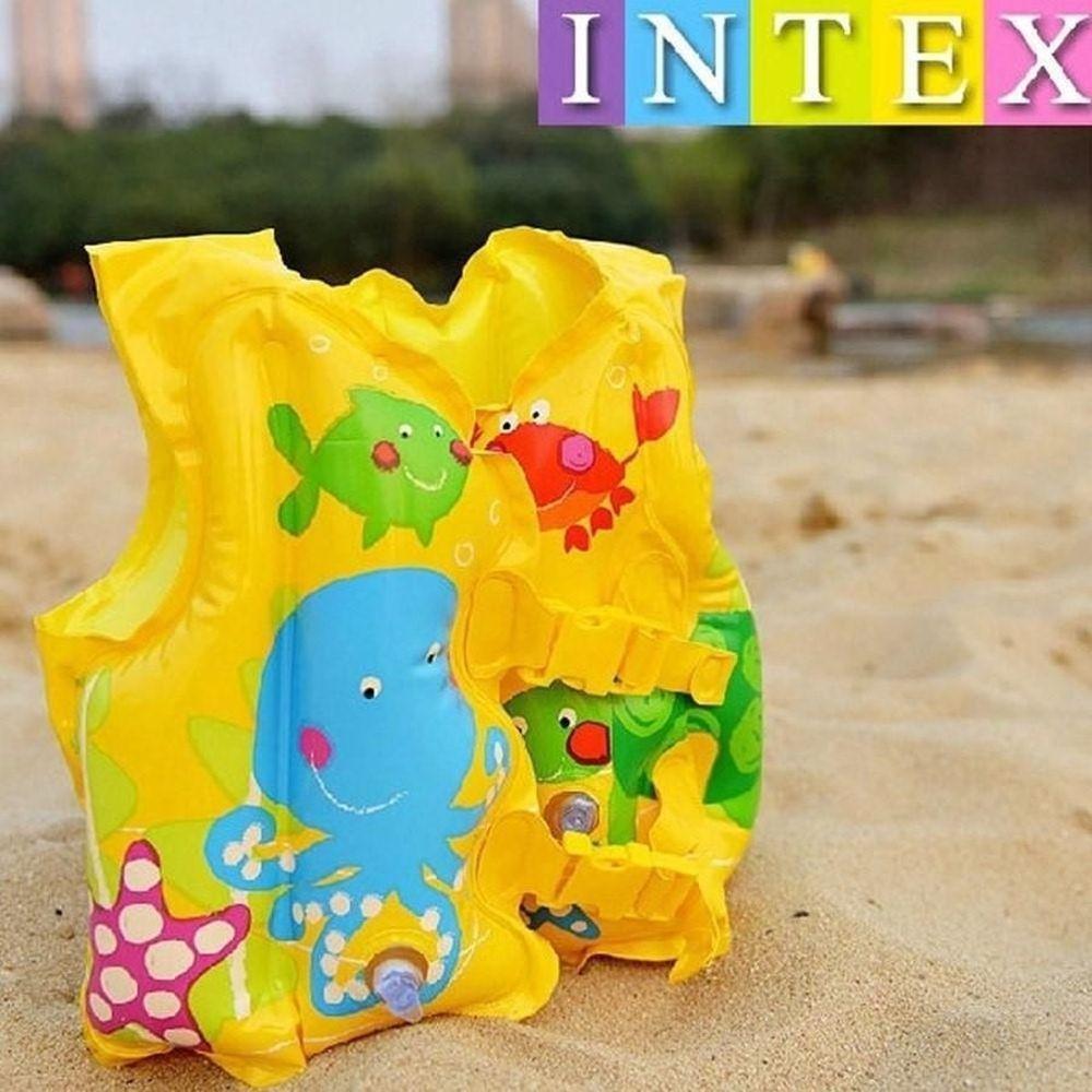 Colete Inflavel Peixinhos Divertidos 59661 - Intex