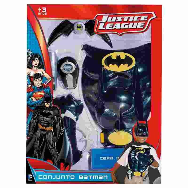 Conjunto Batman Liga Justica 9474 - Rosita