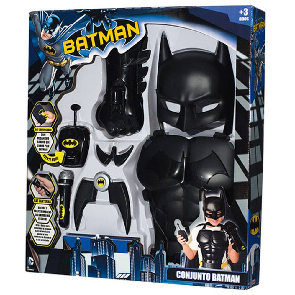 Conjunto de Acessórios Batman 9504 - Rosita
