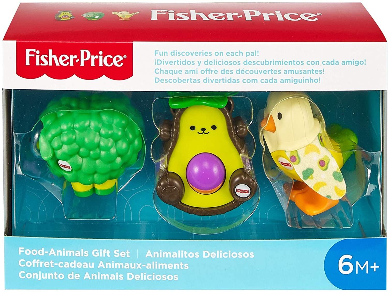 Conjunto de Animais Deliciosos - Fisher-Price GNL81