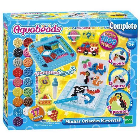 Conjunto de Artes Aquabeads Criações Favoritas - Epoch 30998I