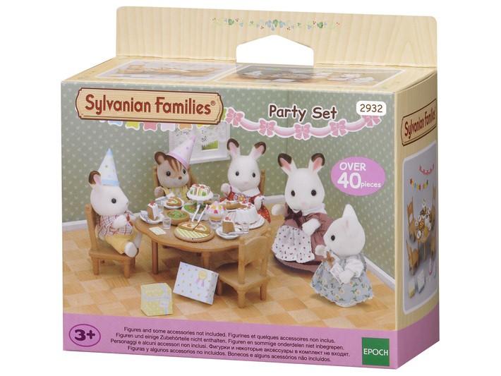 Conjunto de Festa Sylvanian Families - Epoch 4269