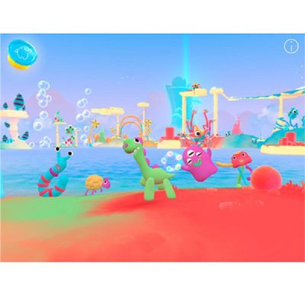 Conjunto Play-Doh Touch Criações Animadas Hasbro C2860