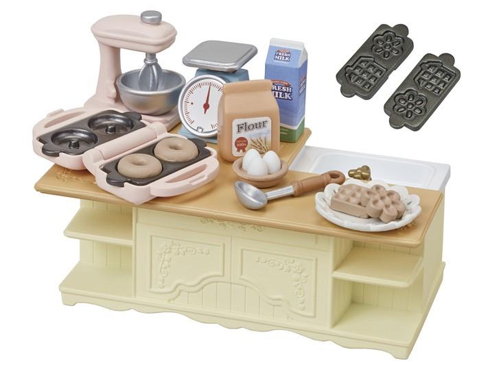 Cozinha com Ilha Sylvanian Families - Epoch 5442