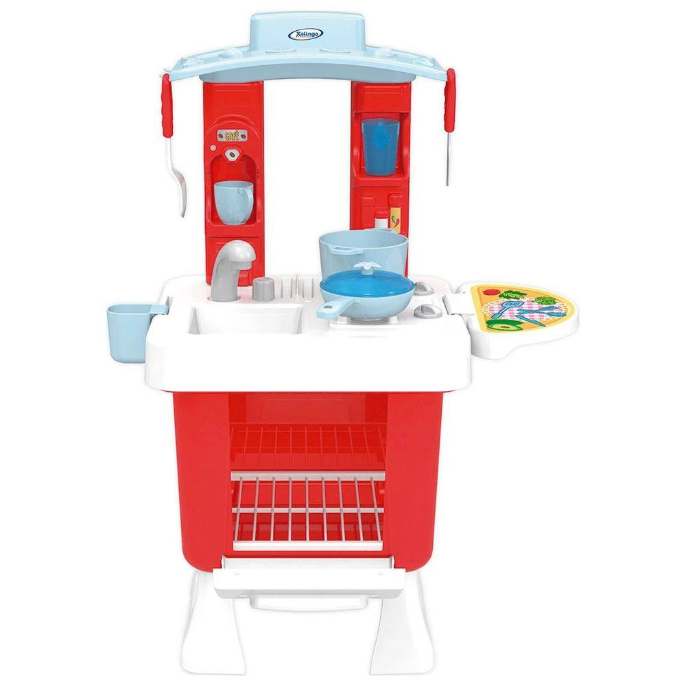Cozinha Mini Chef Fantástica - Xalingo 04476