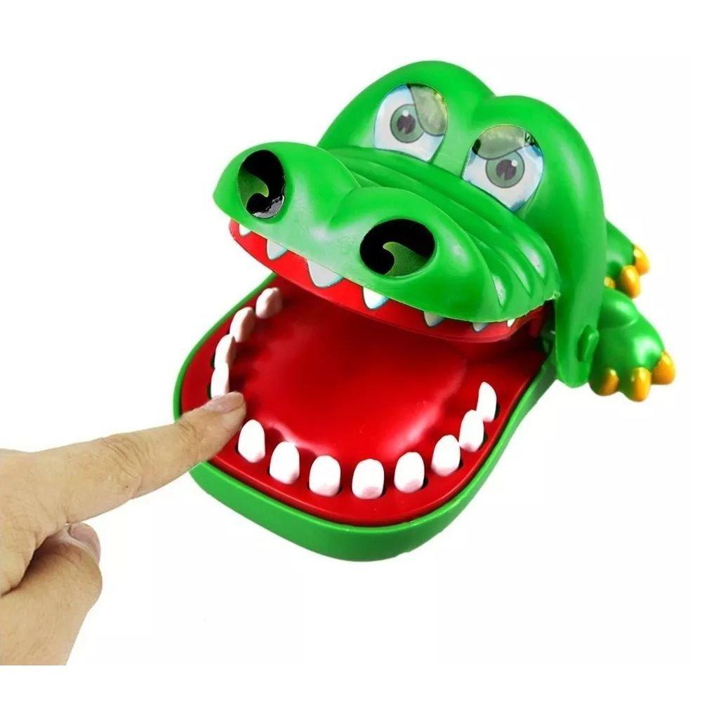 Crocodilo Dentista - Polibrinq An0025