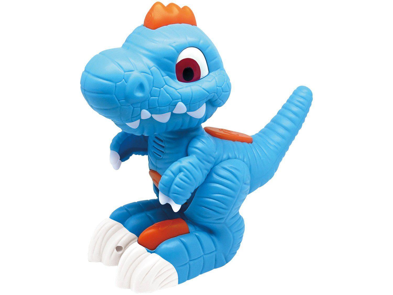 Dino Junior Mega Sauro Interativo com Som e Falar - Fun F00174