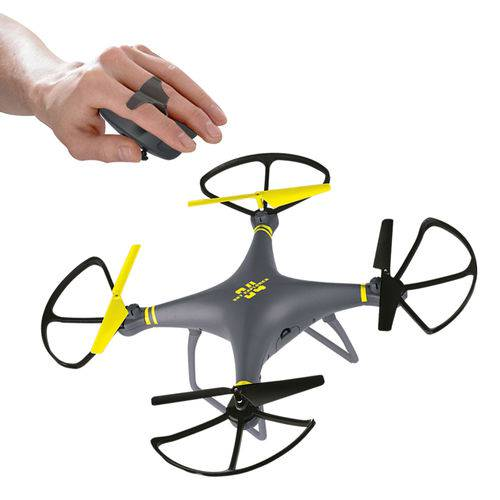 Drone Quadricóptero Sky Explorer Com Hand Control 1061 - Polibrinq