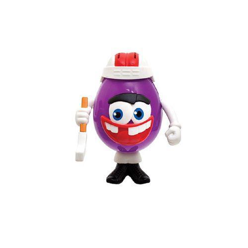 Egg Headz Colecionavel Roxo 8950 - Candide
