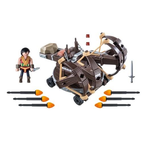 Eret e Atiradeira Playmobil - Sunny 1783