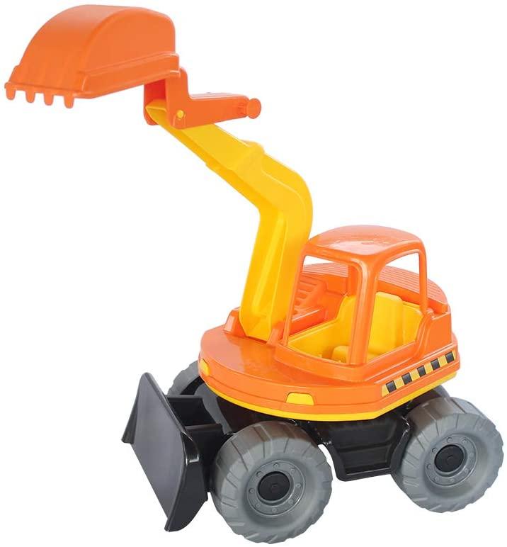 Escavadeira Turbo Truck Colorido - Maral 4162