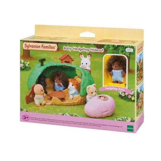 Esconderijo do Bebê Porco-Espinho Sylvanian Families - Epoch 5453
